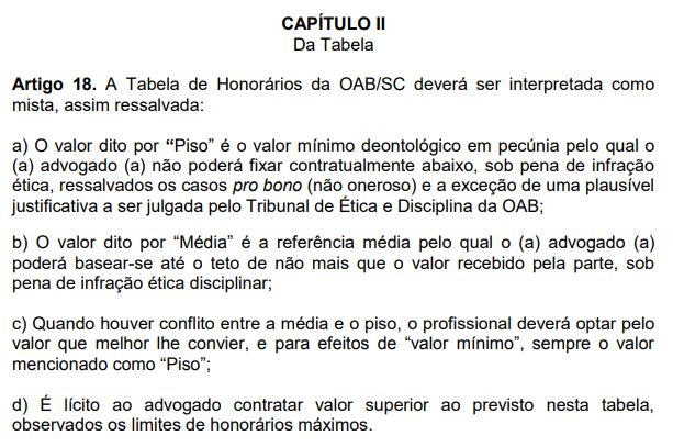 Capitulo2 Tabela - Contabilidade em Florianópolis - SC | Audicor Auditoria e Contabilidade