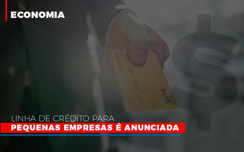 Linha De Credito Para Pequenas Empresas E Anunciada 800x500 1 - Contabilidade Em Florianópolis - SC | Audicor Auditoria E Contabilidade