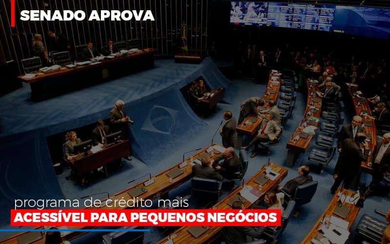 Senado Aprova Programa De Credito Mais Acessivel Para Pequenos Negocios (1) - Contabilidade Em Florianópolis - SC | Audicor Auditoria E Contabilidade